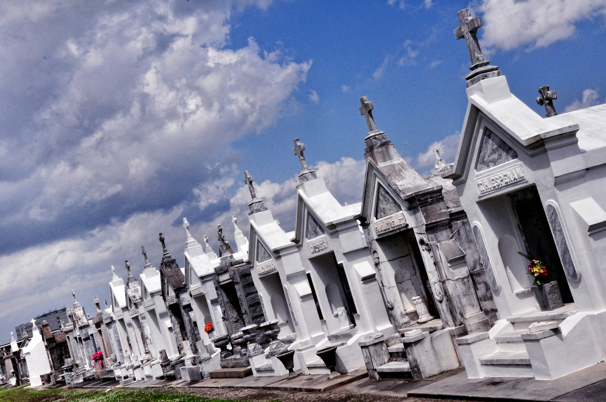 St. Louis Cemetery #3, New Orleans