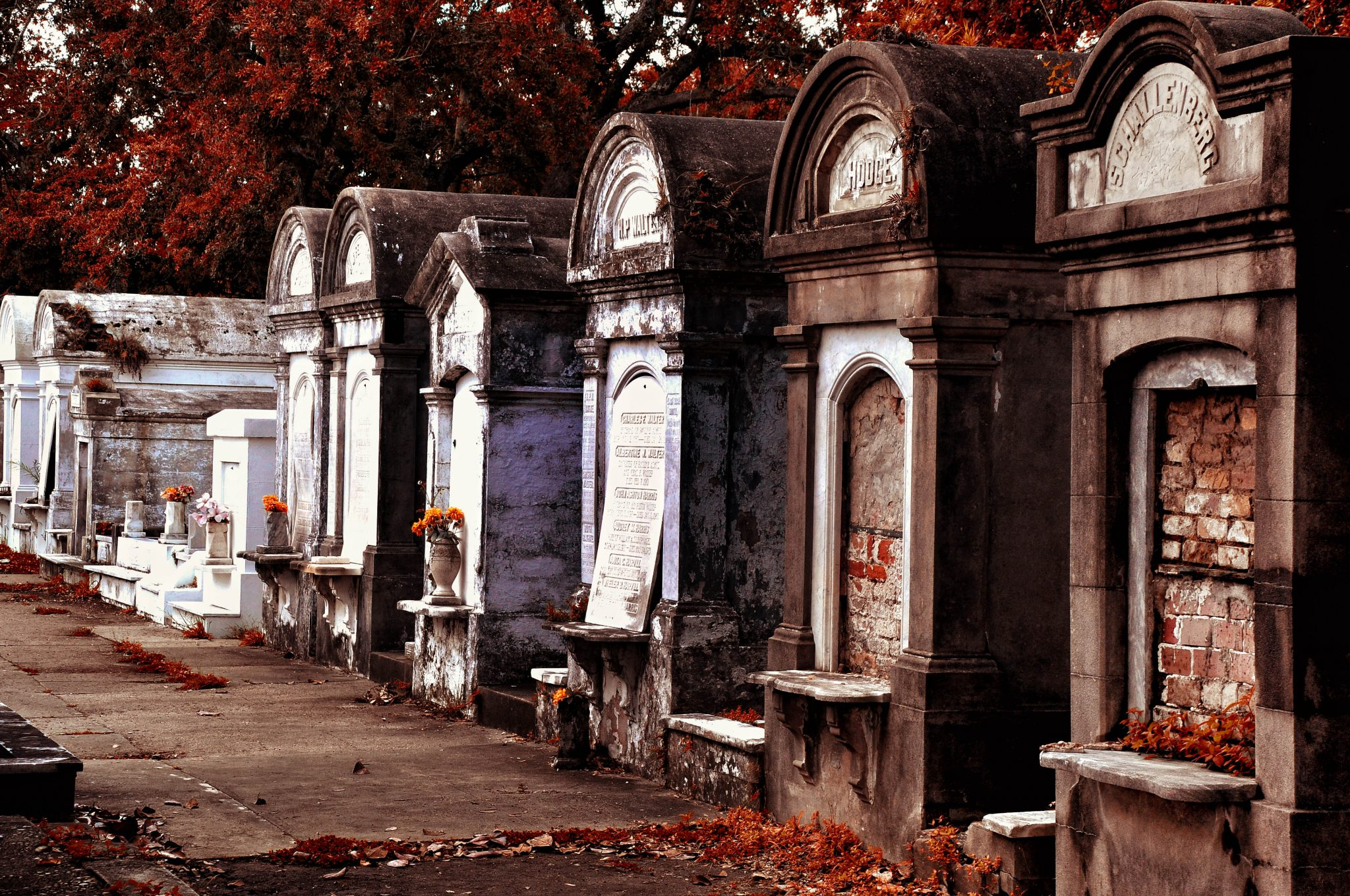 Lafayette Cemetery #1, New Orleans