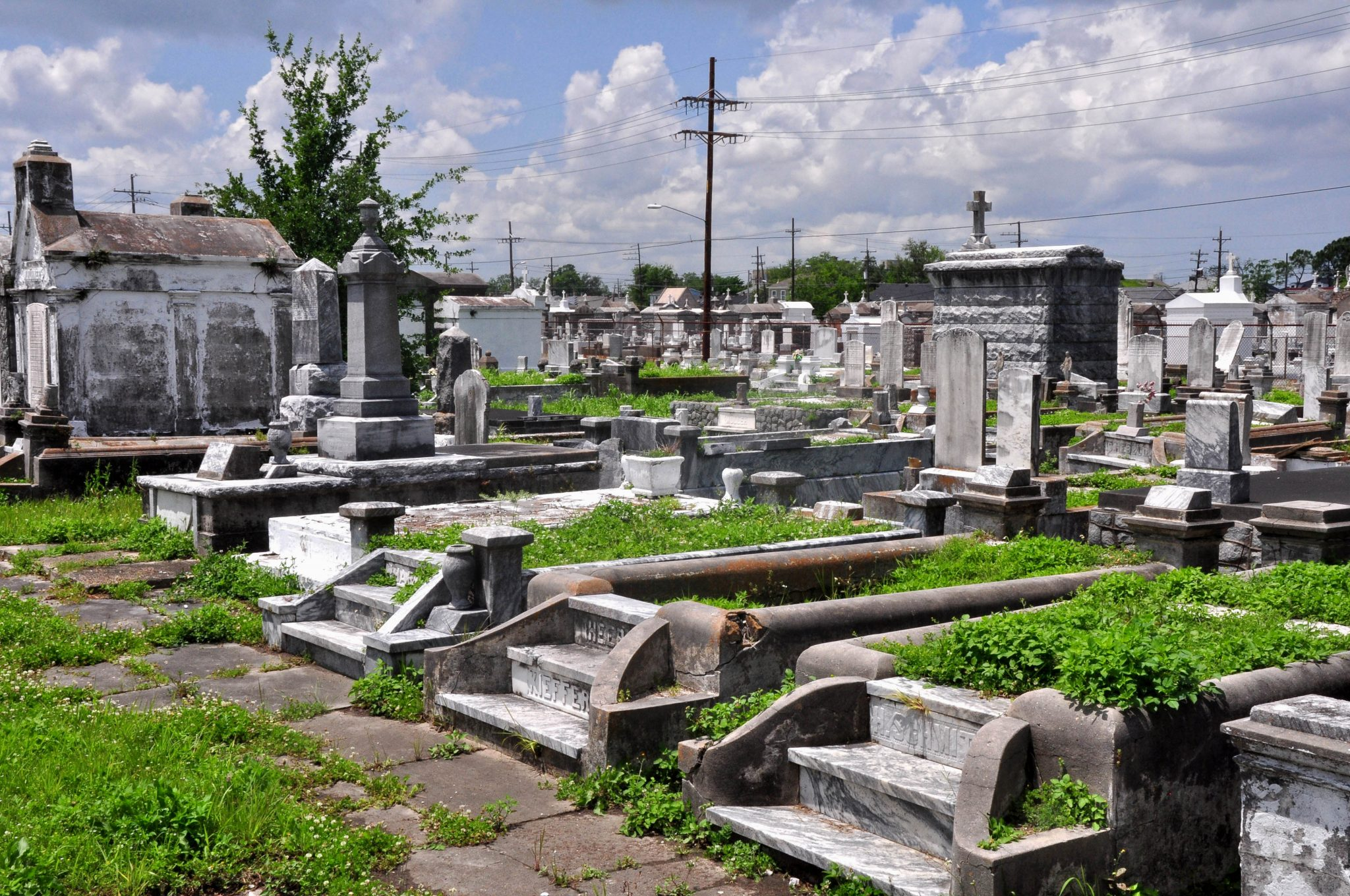 Lafayette Cemetery #2, New Orleans
