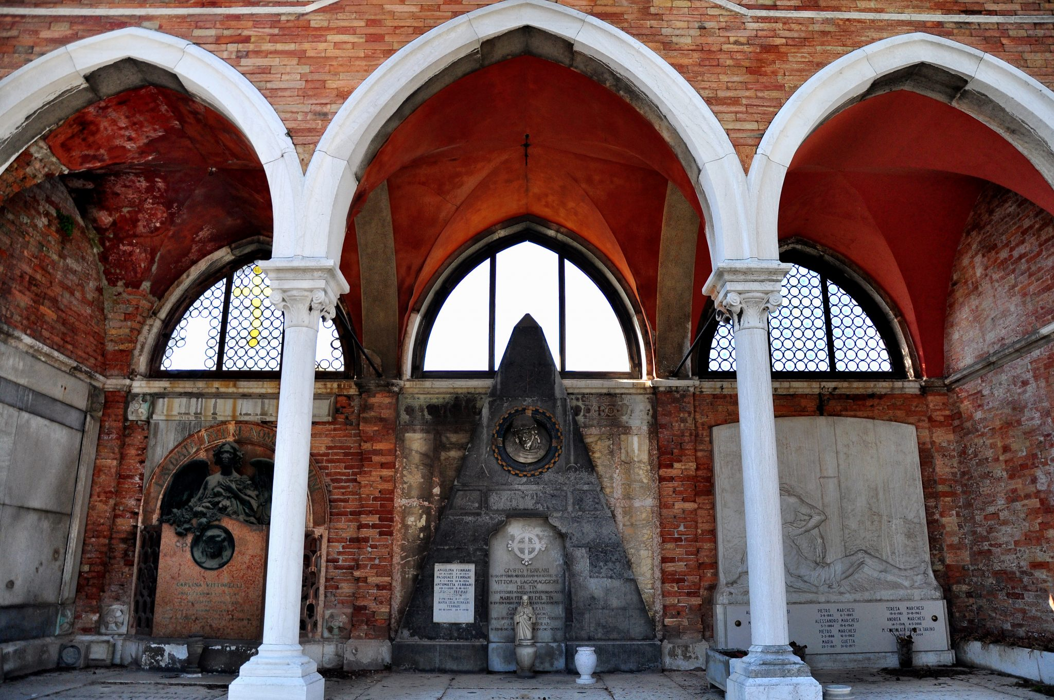 Cemetery of Isola di San Michele, Venice