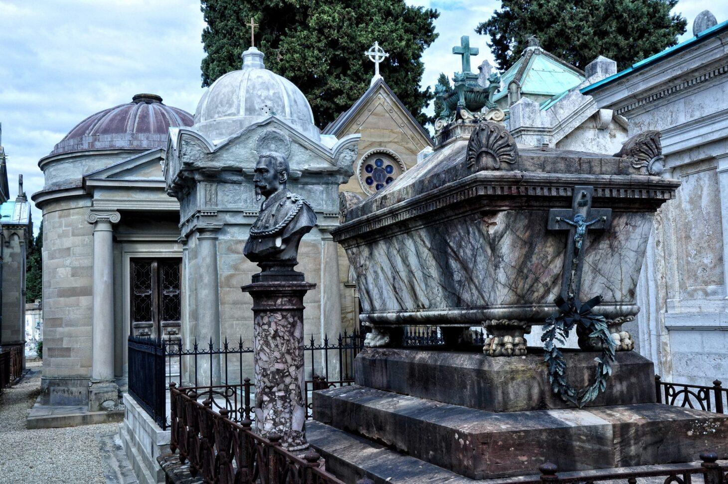 Cemetery of the Basilica di San Miniato al Monte, Florence
