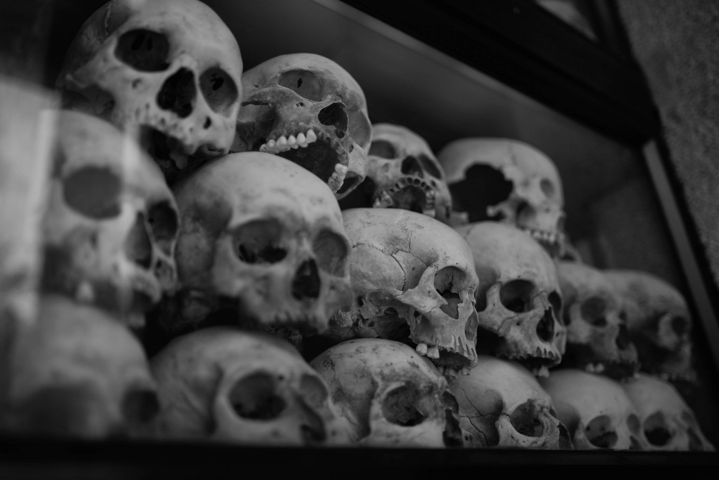 Killing Fields, Cambodia