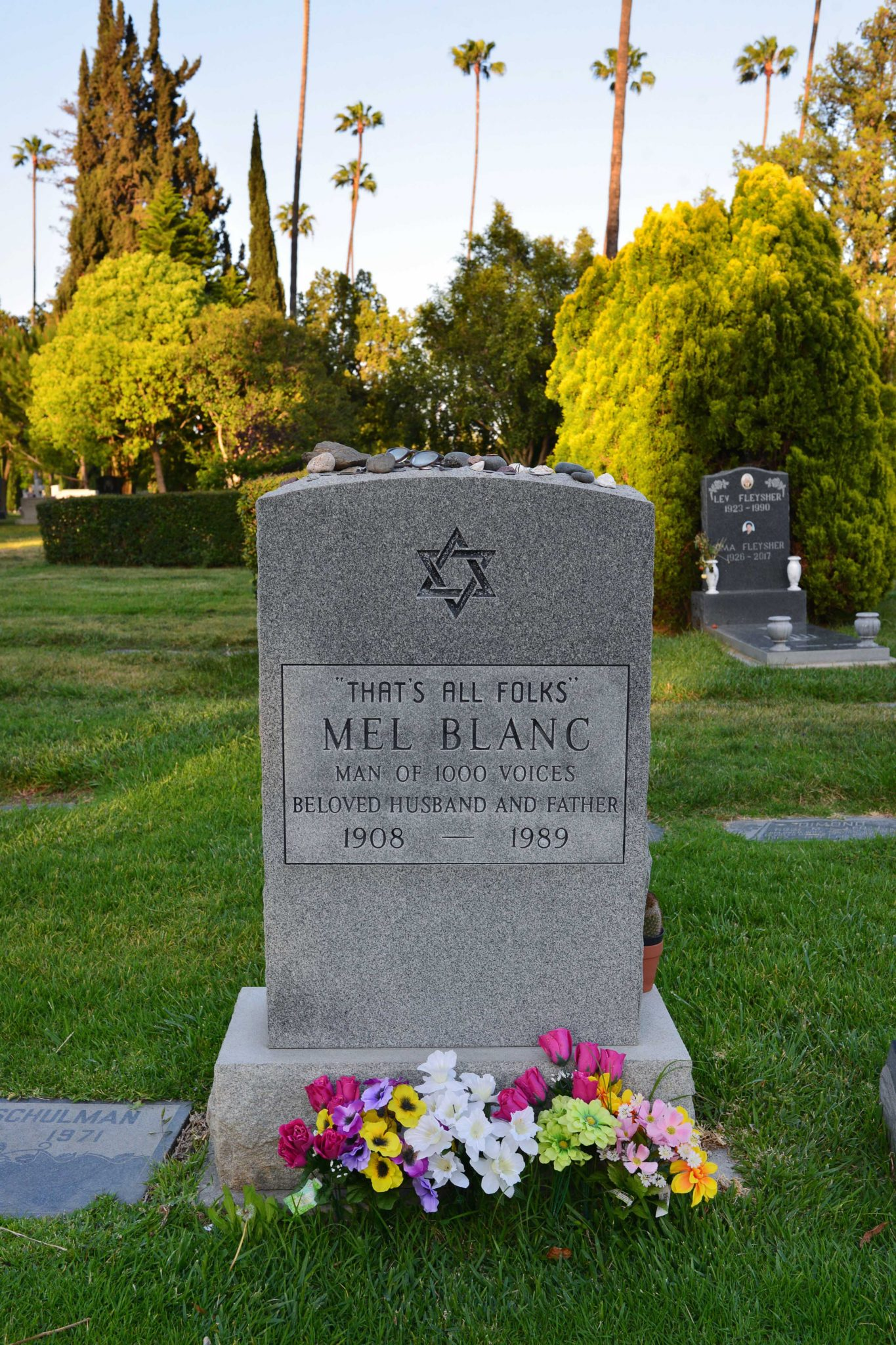 Mel Blanc_Hollywood Forever
