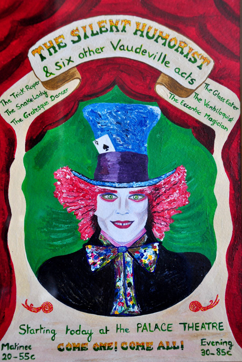 Vaudeville Show