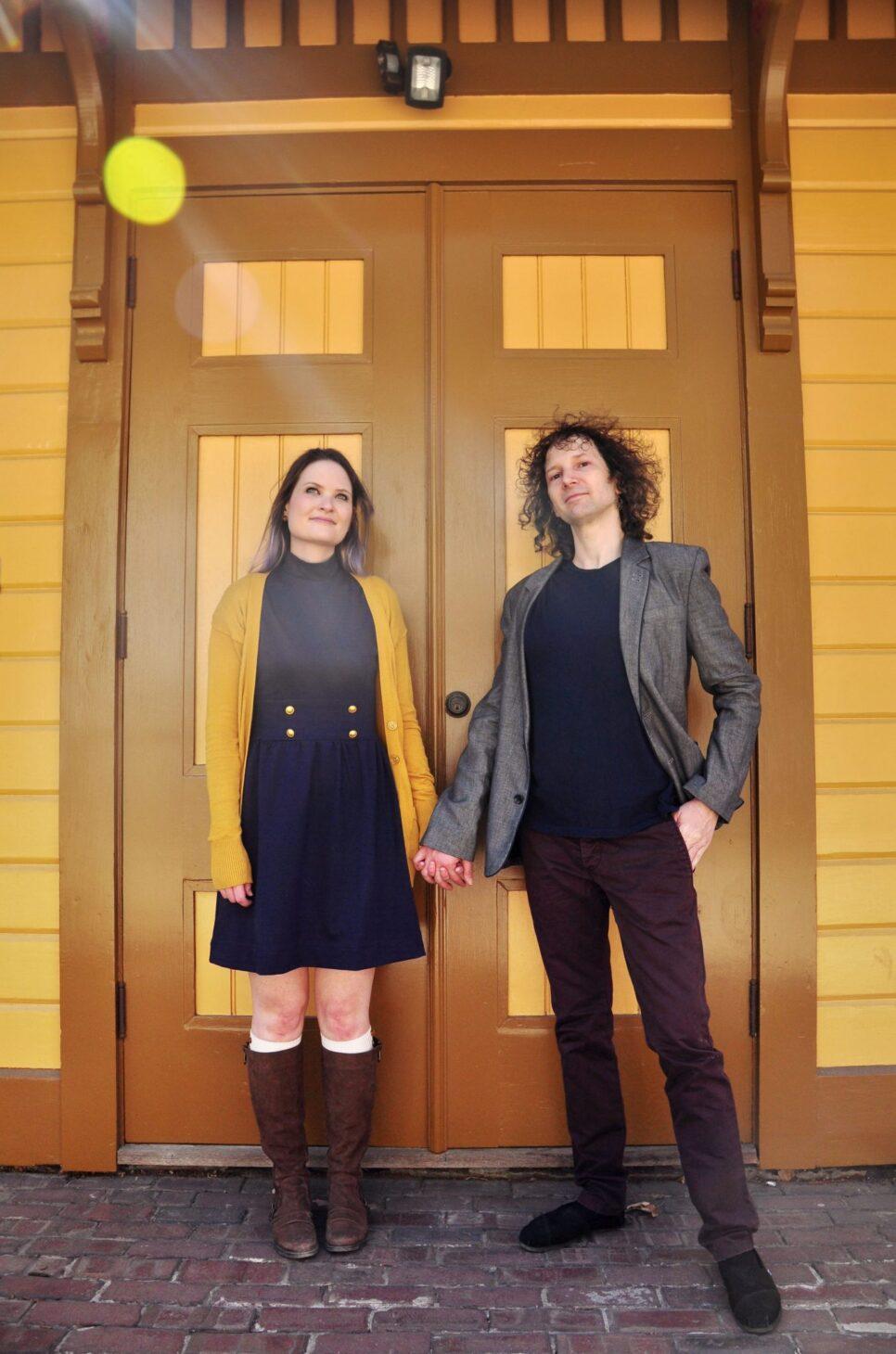 Robert & Jenna