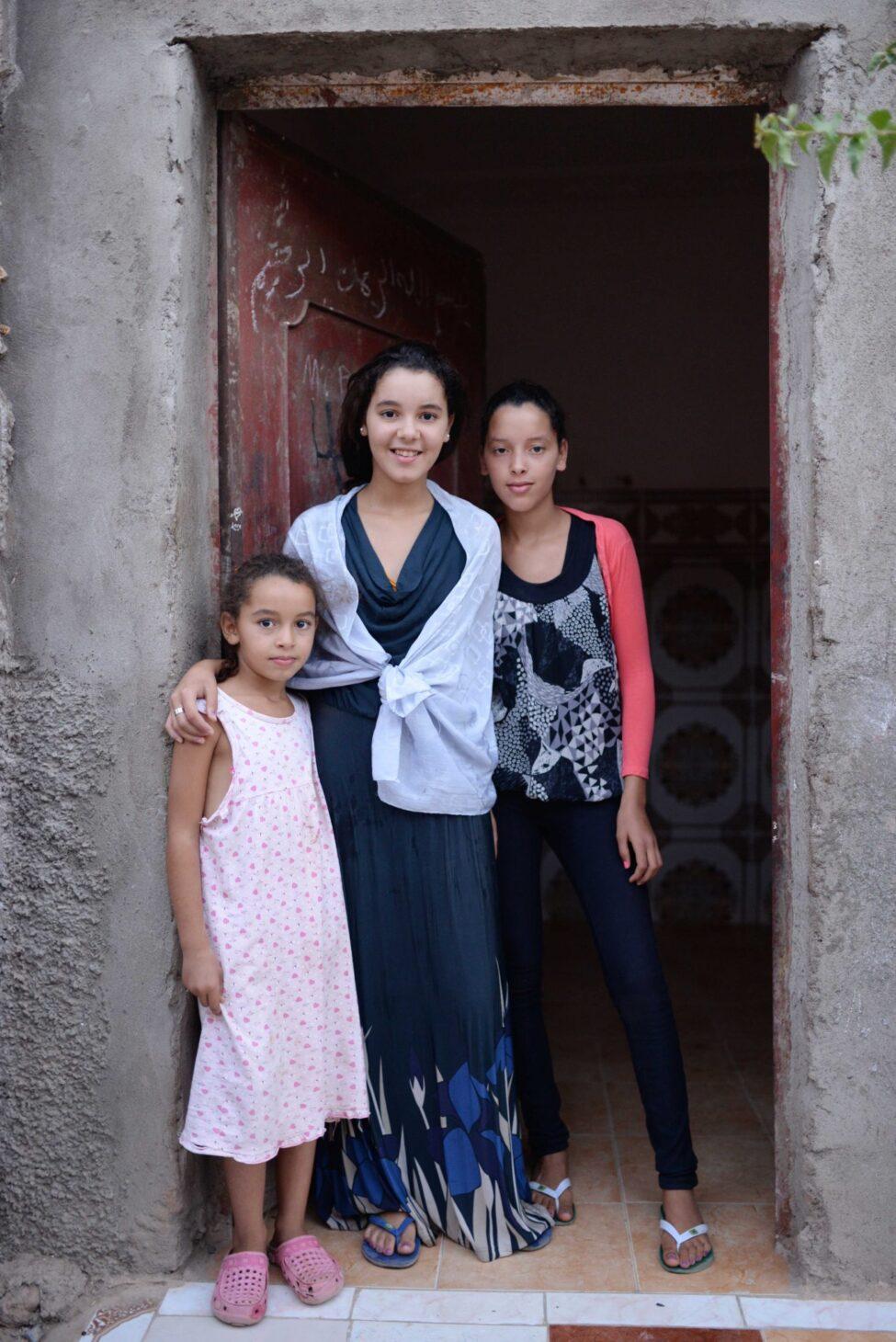 Sisters from Palmeraie
