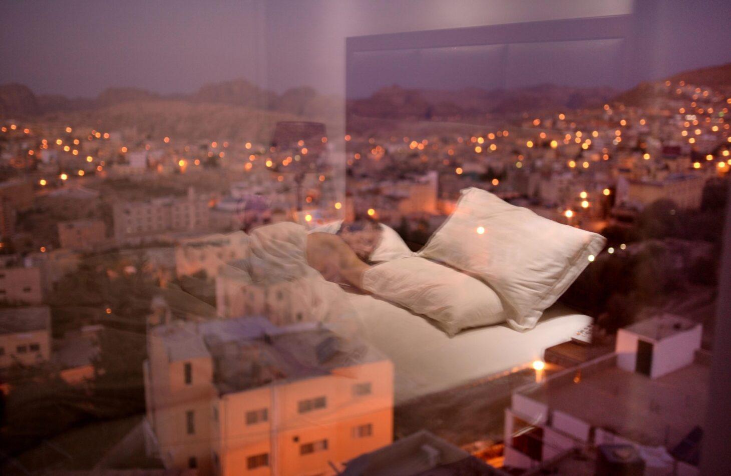 Petra at dawn