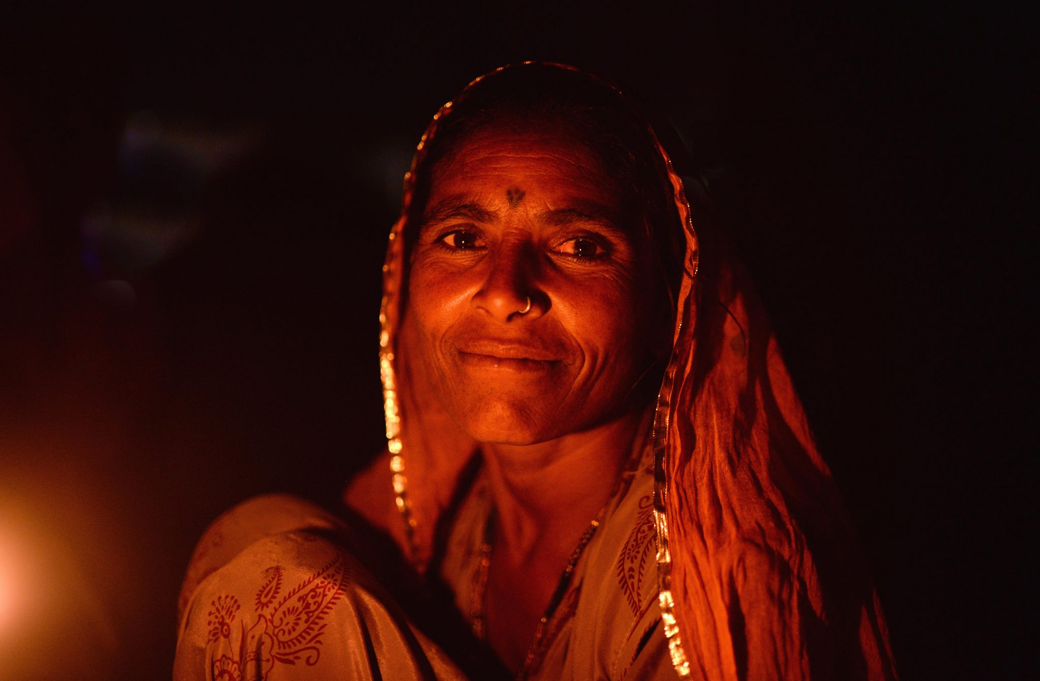 A night in Pushkar