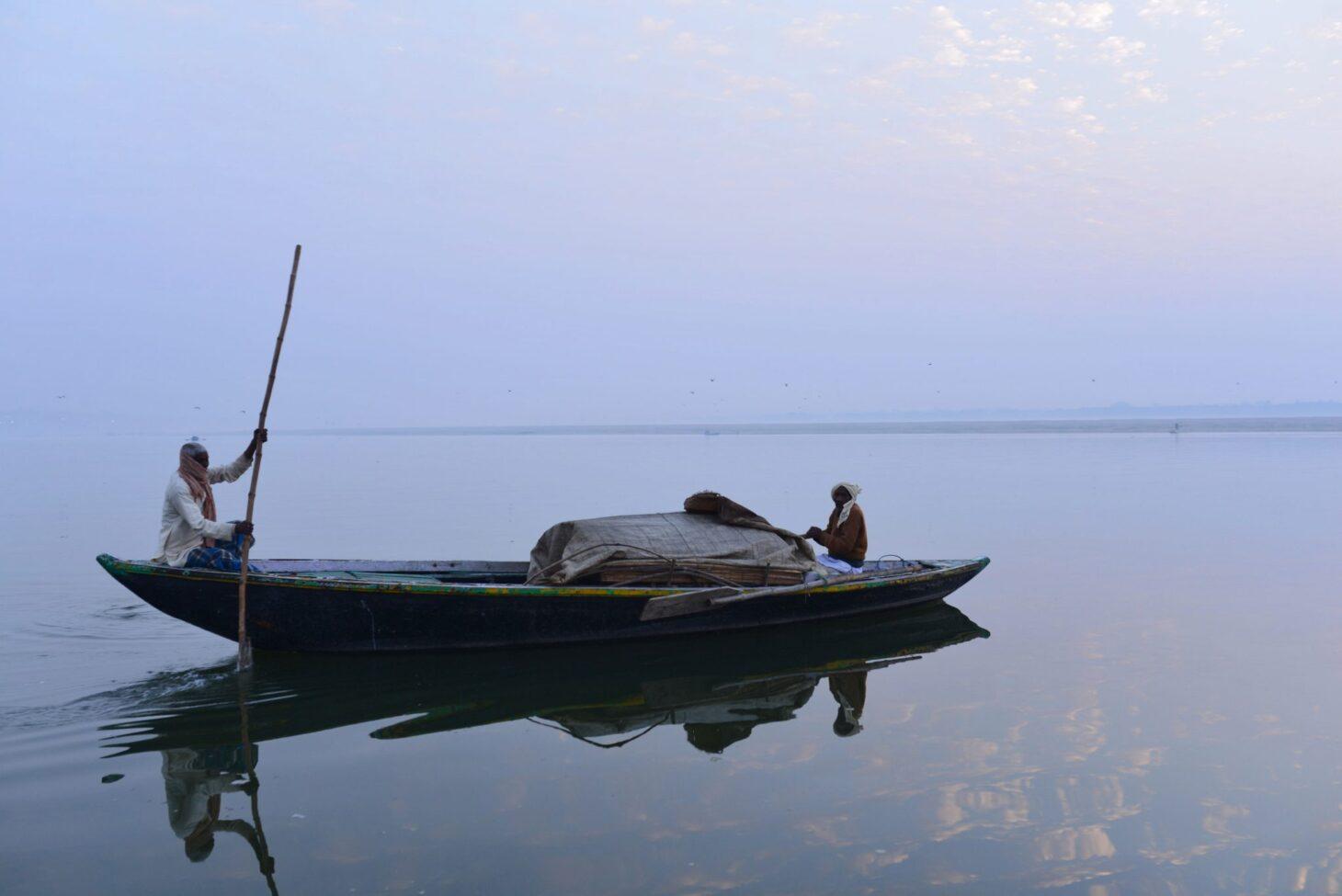 Sacred Ganges River