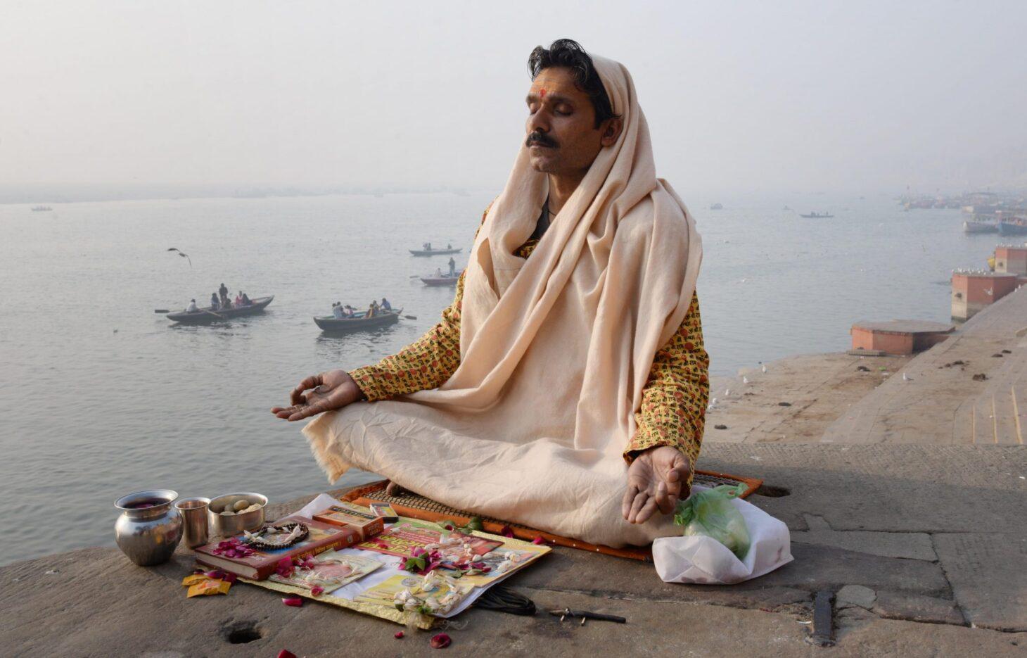 Stillness of Meditation