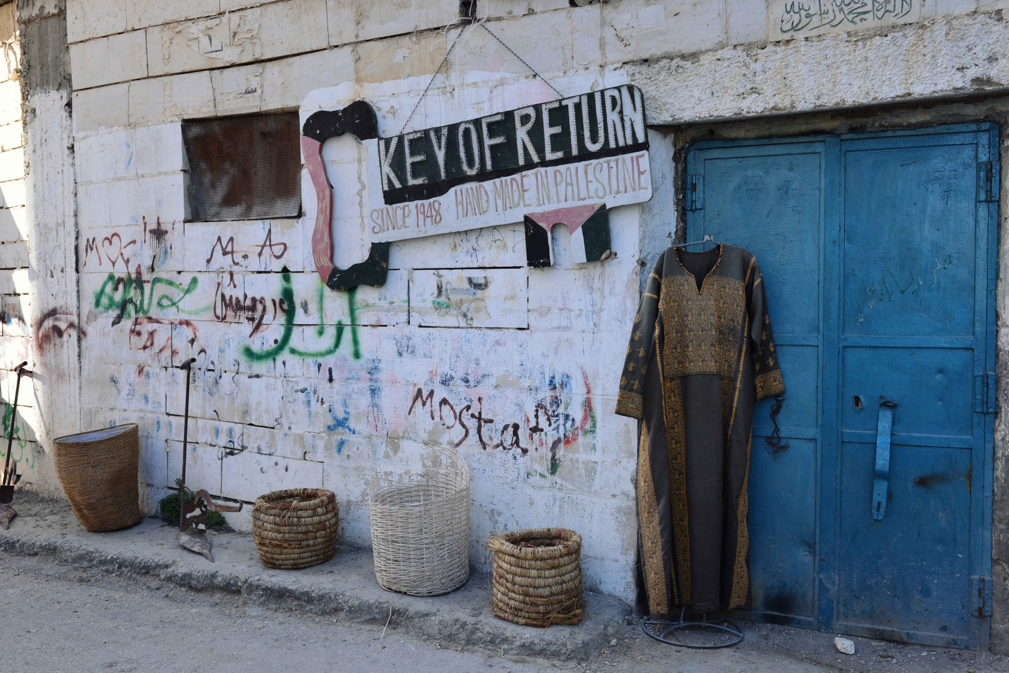 Key of Return, Bethlehem