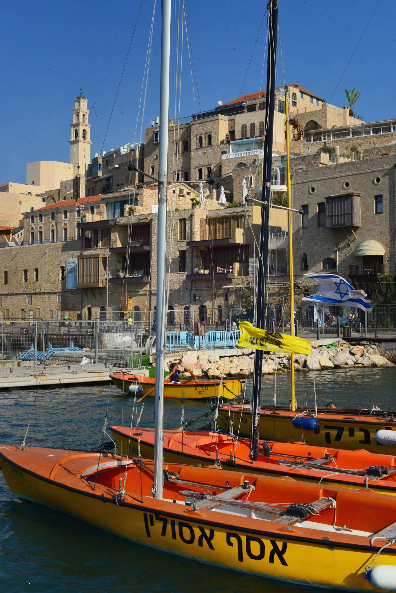 Ancient Port of Jaffa