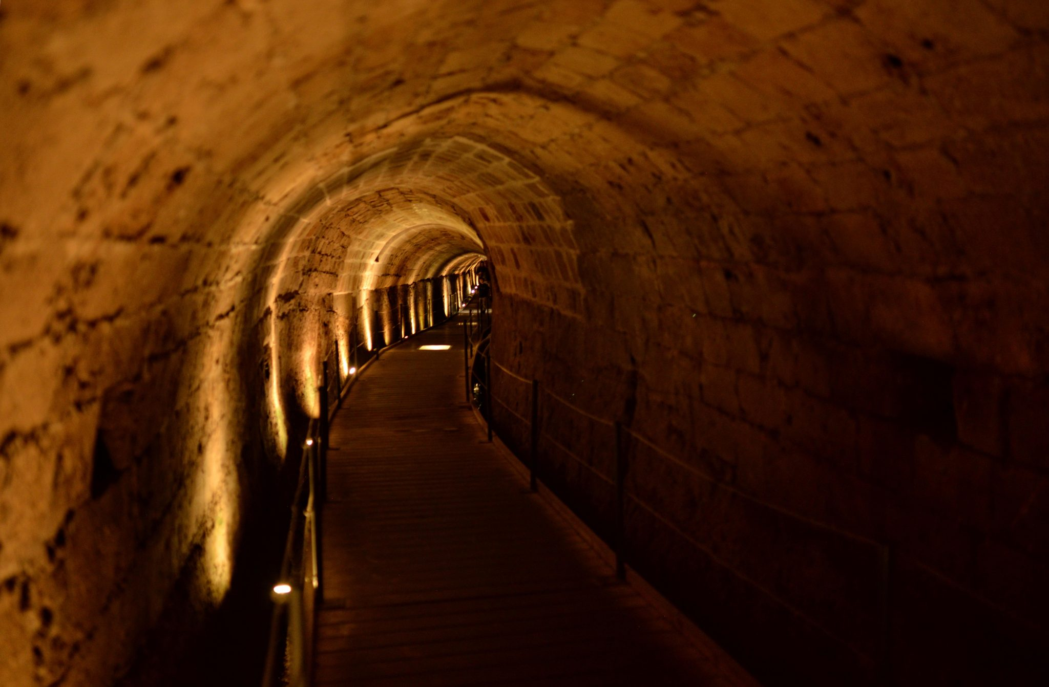 Templar Tunnel, Akko