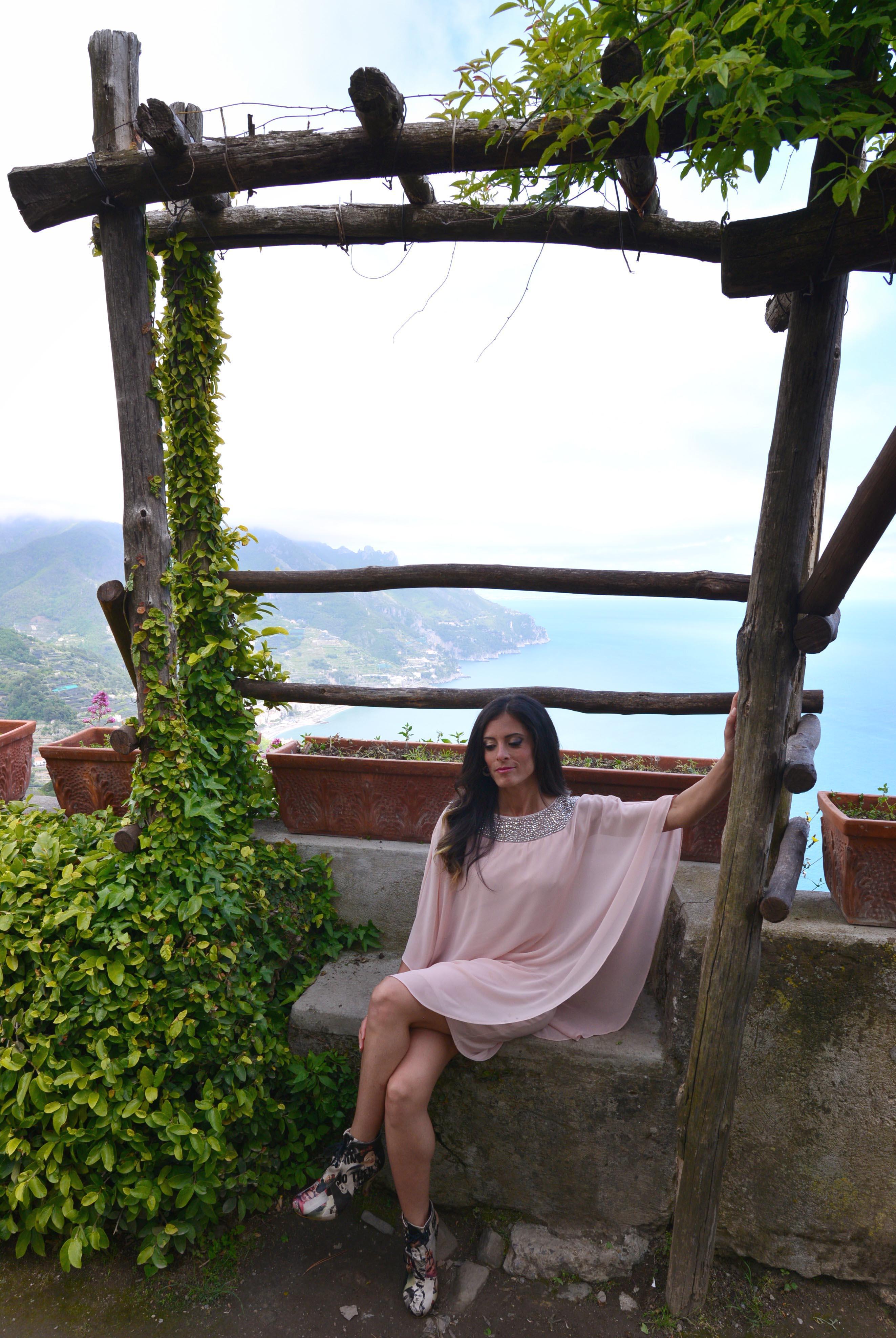 At Villa Rufolo