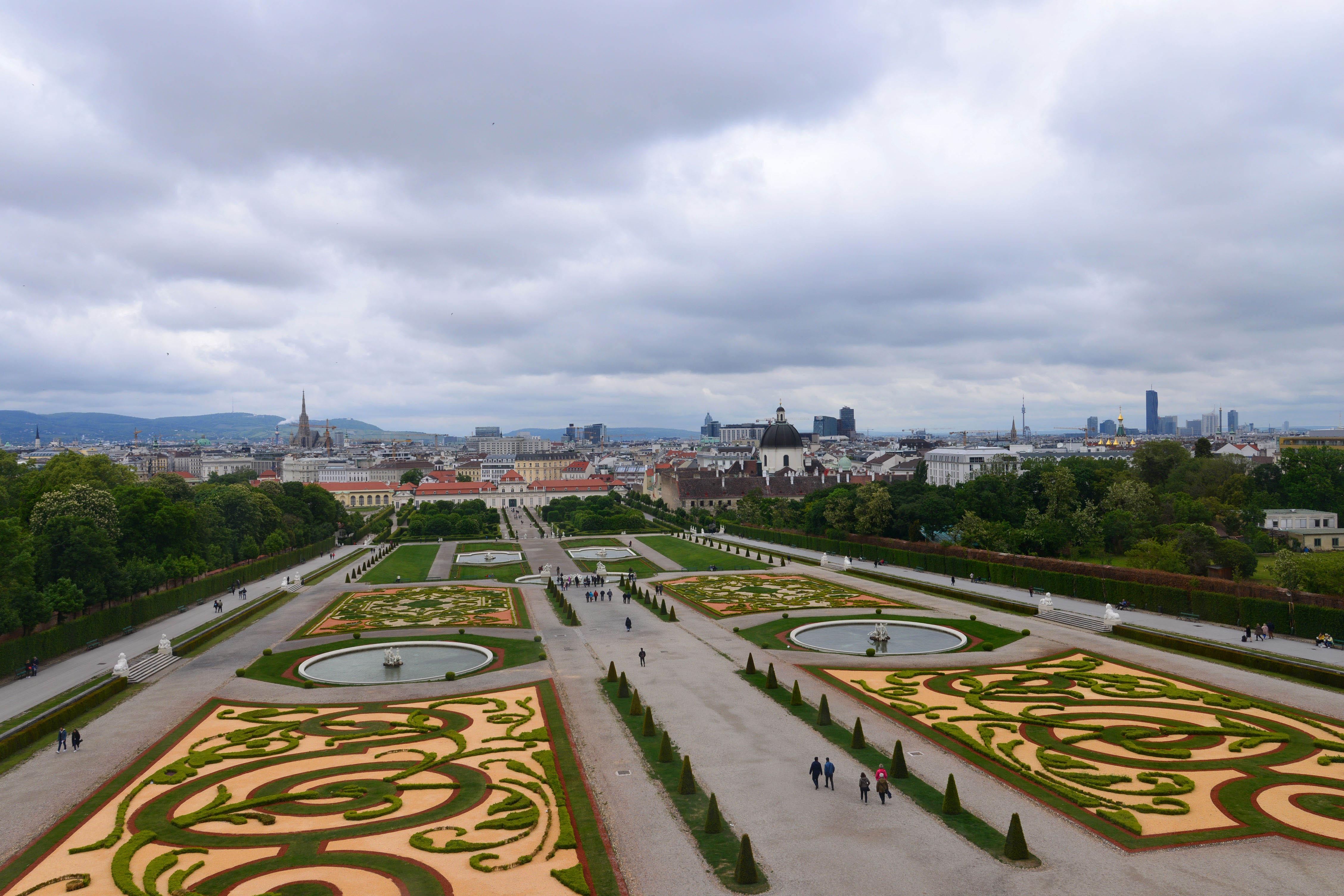 Vienna Gardens